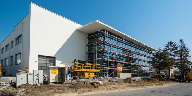 Nowy, flagowy salon BMW Zdunek w Gdańsku przy Miałkim Szlaku - budowa-00134