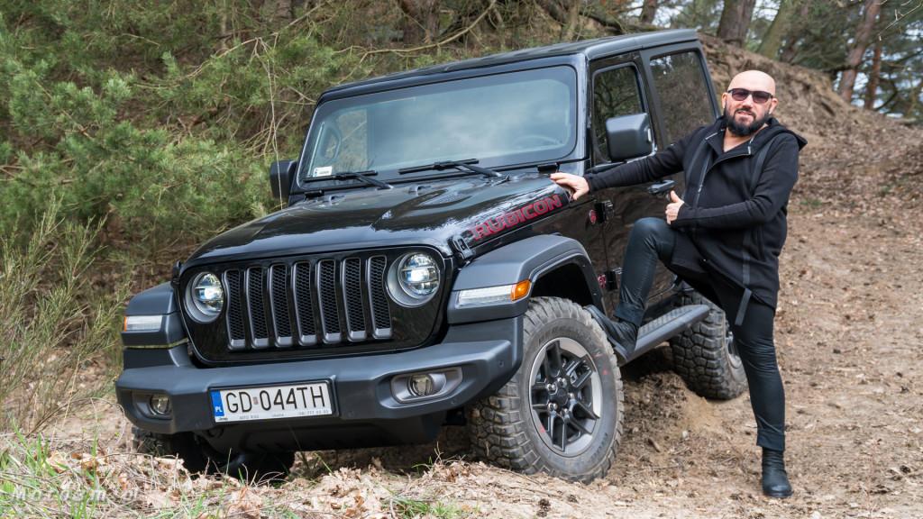 Nowy samochód Grzegorza Skawińskiego - Jeep Wrangler-09464