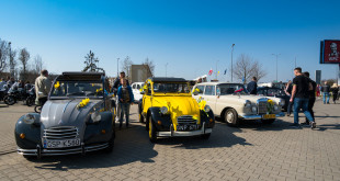 Pola Nadziei 2019 - parada samochodowa - spotkanie pod ERGO Areną-09396
