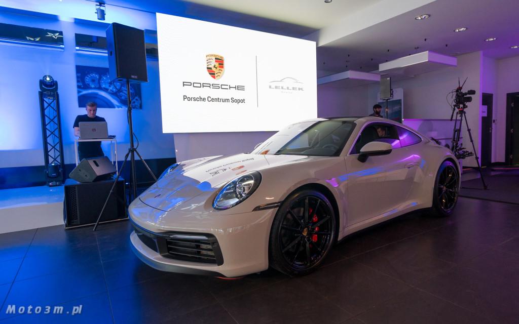 Premiera nowej 911 992 w Porsche Centrum Sopot -09188