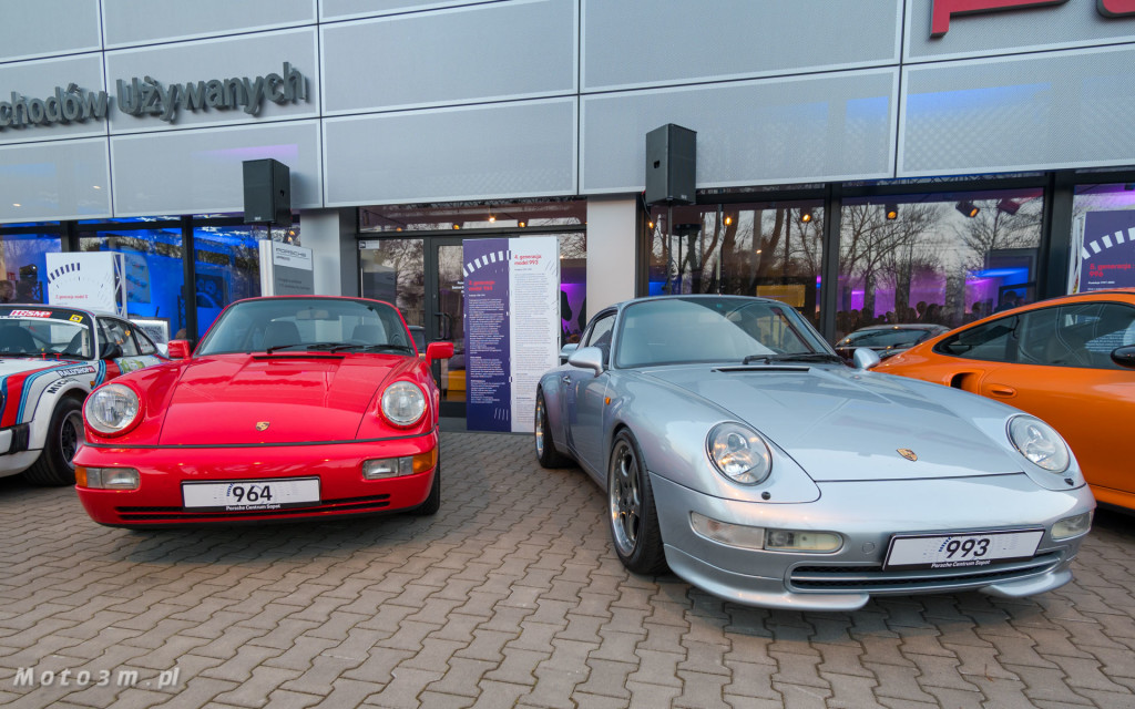 Premiera nowej 911 992 w Porsche Centrum Sopot -09219