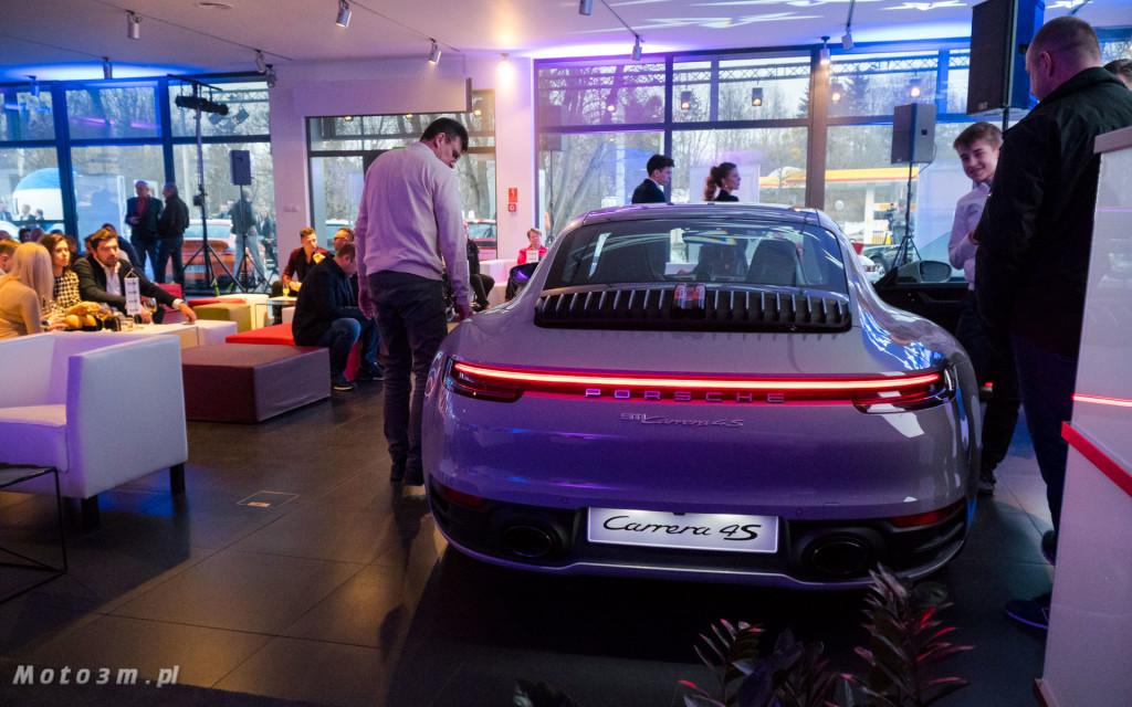 Premiera nowej 911 992 w Porsche Centrum Sopot -09259