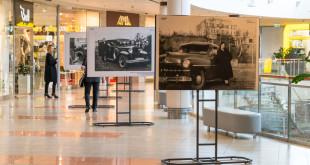 Wystawa w Galerii Klif - -Jazda! Motoryzacja w międzywojennej Gdyni--00176
