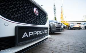 Dni Otwarte Jaguar Land Rover Approved w British Automotive Gdańsk-02306