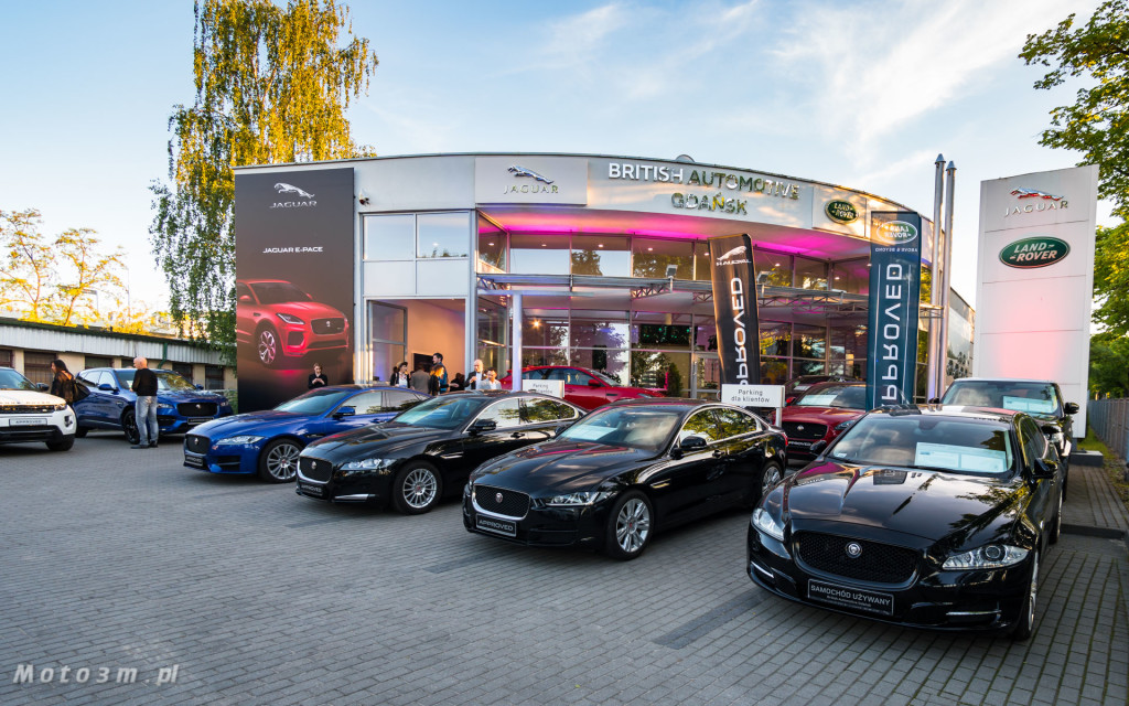 Dni Otwarte Jaguar Land Rover Approved w British Automotive Gdańsk-02311