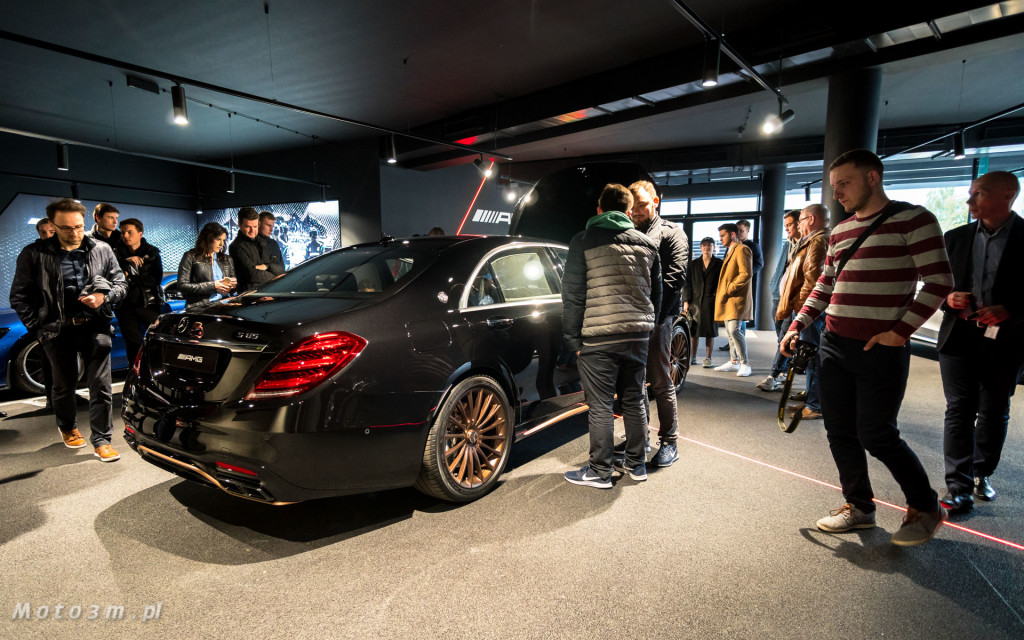 Mercedes-AMG S65 Final Edition w AMG Brand Center Gdańsk-01031