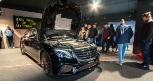 Mercedes-AMG S65 Final Edition w AMG Brand Center Gdańsk-01034