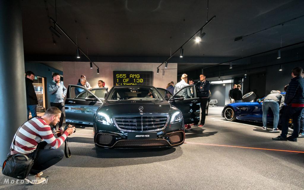 Mercedes-AMG S65 Final Edition w AMG Brand Center Gdańsk-01039