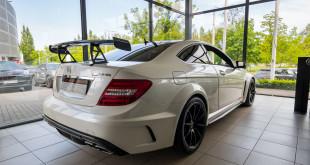 Mercedes-Benz C 63 AMG Coupe Black Series w Lellek Samochody Używane Premium w Sopocie-01738