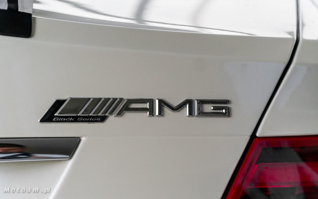 Mercedes-Benz C 63 AMG Coupe Black Series w Lellek Samochody Używane Premium w Sopocie-01754