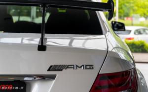 Mercedes-Benz C 63 AMG Coupe Black Series w Lellek Samochody Używane Premium w Sopocie-01755