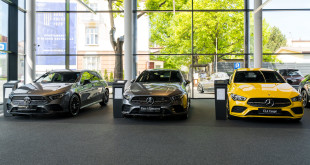 Mercedes-Benz Klasa A w różnych wersjach nadwoziowych w Mercedes-Benz Witman-01690
