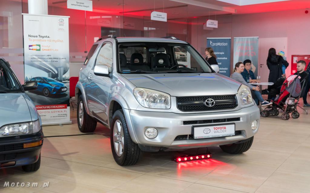 Noc Muzeów 2019 w salonie Toyota Walder w Rumi-01424