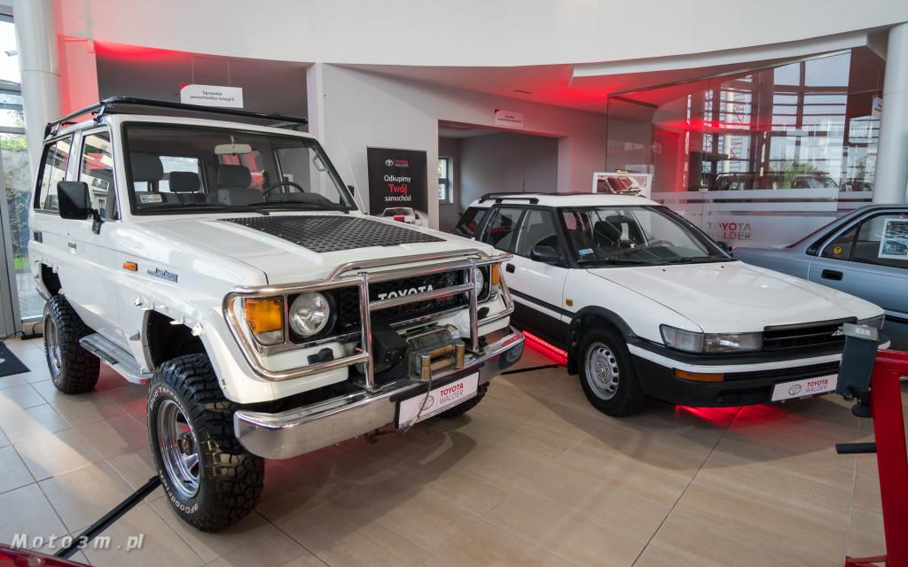 Noc Muzeów 2019 w salonie Toyota Walder w Rumi-01429