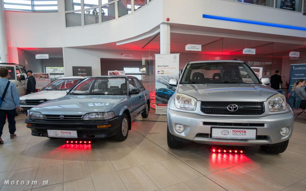 Noc Muzeów 2019 w salonie Toyota Walder w Rumi-01433