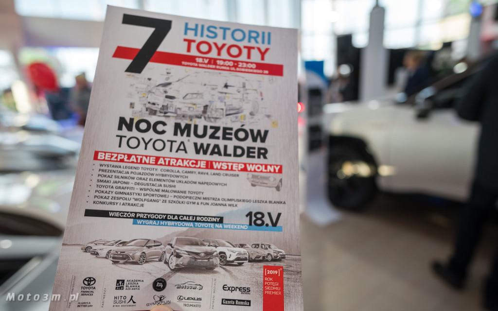 Noc Muzeów 2019 w salonie Toyota Walder w Rumi-01445