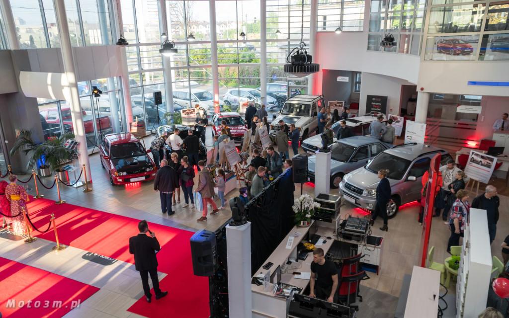 Noc Muzeów 2019 w salonie Toyota Walder w Rumi-01457