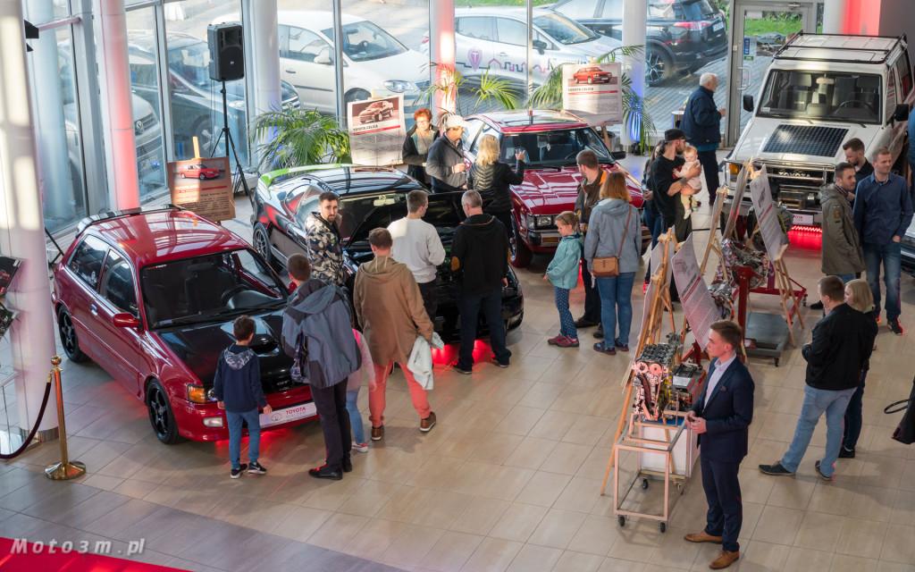Noc Muzeów 2019 w salonie Toyota Walder w Rumi-01458
