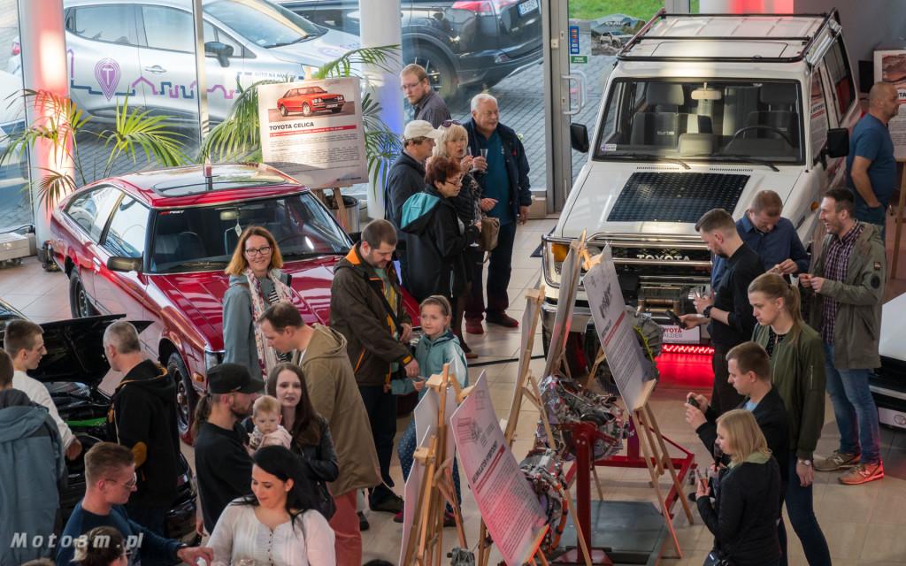 Noc Muzeów 2019 w salonie Toyota Walder w Rumi-01462