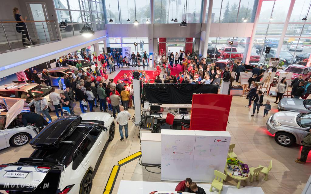 Noc Muzeów 2019 w salonie Toyota Walder w Rumi-01533