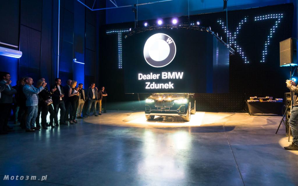 Premiera BMWX& i Serii 7 po liftingu z BMW Zdunek w Studiu filmowym-00740