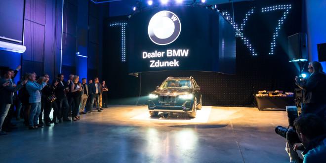 Premiera BMWX& i Serii 7 po liftingu z BMW Zdunek w Studiu filmowym-00742