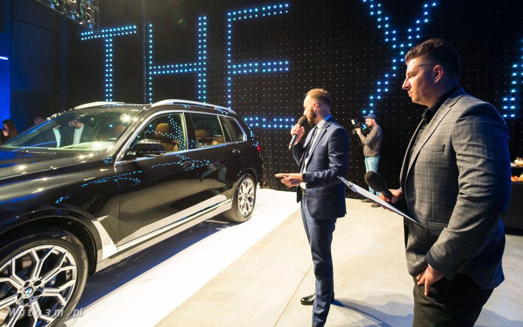 Premiera BMWX& i Serii 7 po liftingu z BMW Zdunek w Studiu filmowym-00752