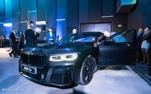 Premiera BMWX& i Serii 7 po liftingu z BMW Zdunek w Studiu filmowym-00774