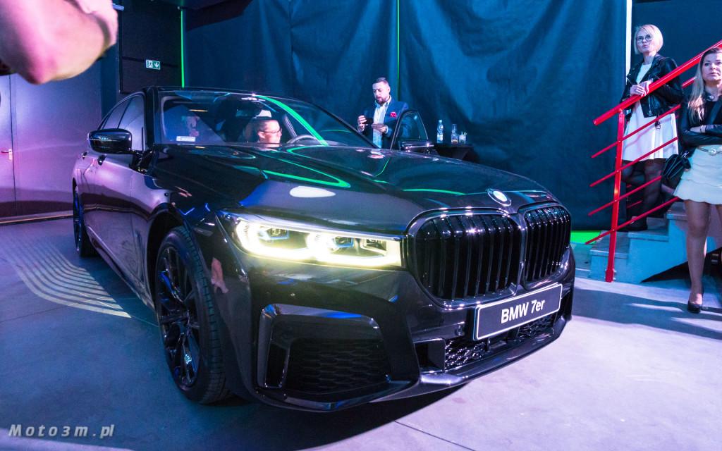 Premiera BMWX& i Serii 7 po liftingu z BMW Zdunek w Studiu filmowym-00776