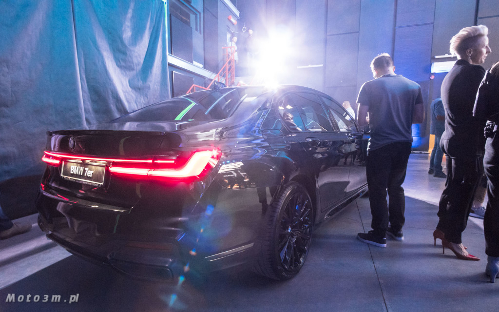 Premiera BMWX& i Serii 7 po liftingu z BMW Zdunek w Studiu filmowym-00779