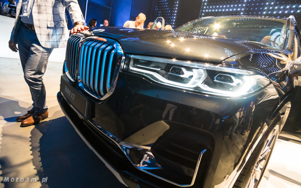 Premiera BMWX& i Serii 7 po liftingu z BMW Zdunek w Studiu filmowym-00789