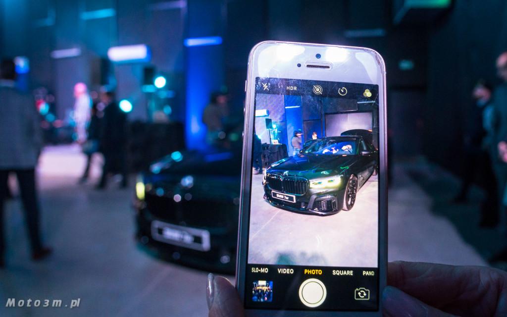 Premiera BMWX& i Serii 7 po liftingu z BMW Zdunek w Studiu filmowym-00803