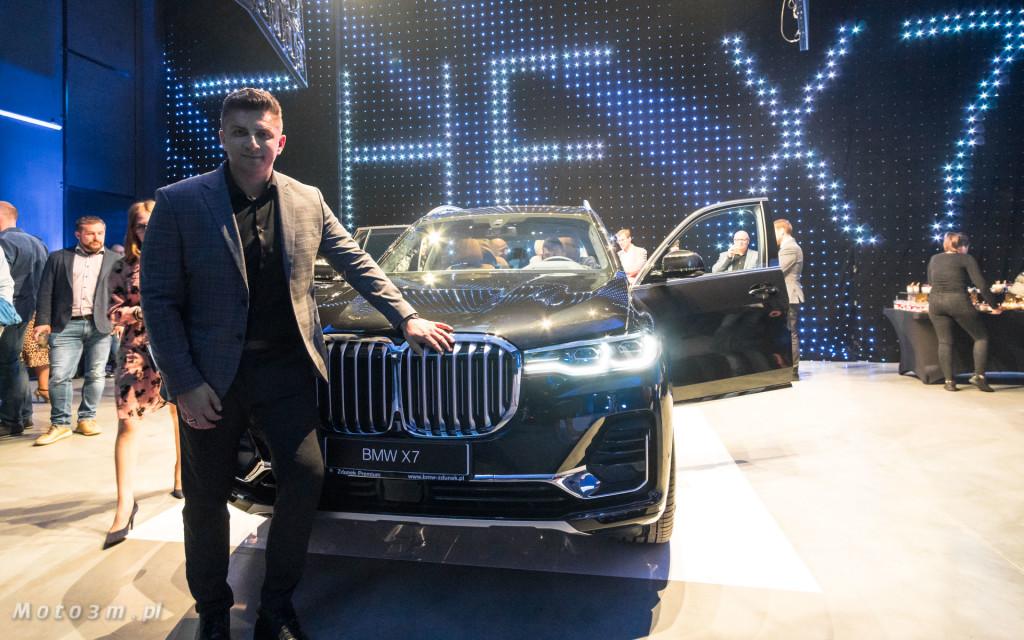 Premiera BMWX& i Serii 7 po liftingu z BMW Zdunek w Studiu filmowym-00827