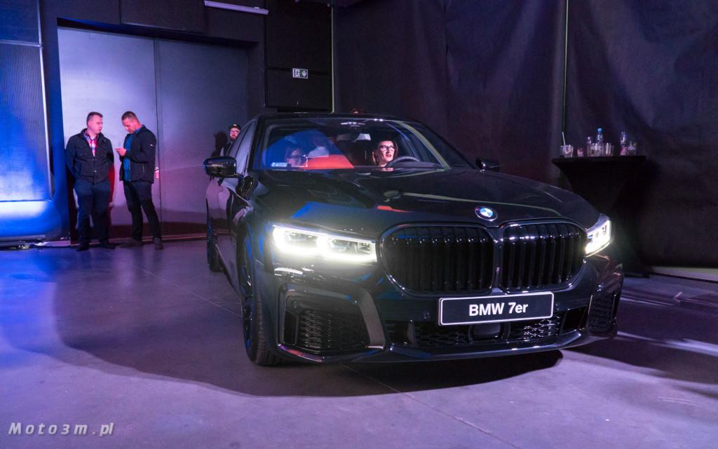Premiera BMWX& i Serii 7 po liftingu z BMW Zdunek w Studiu filmowym-00835