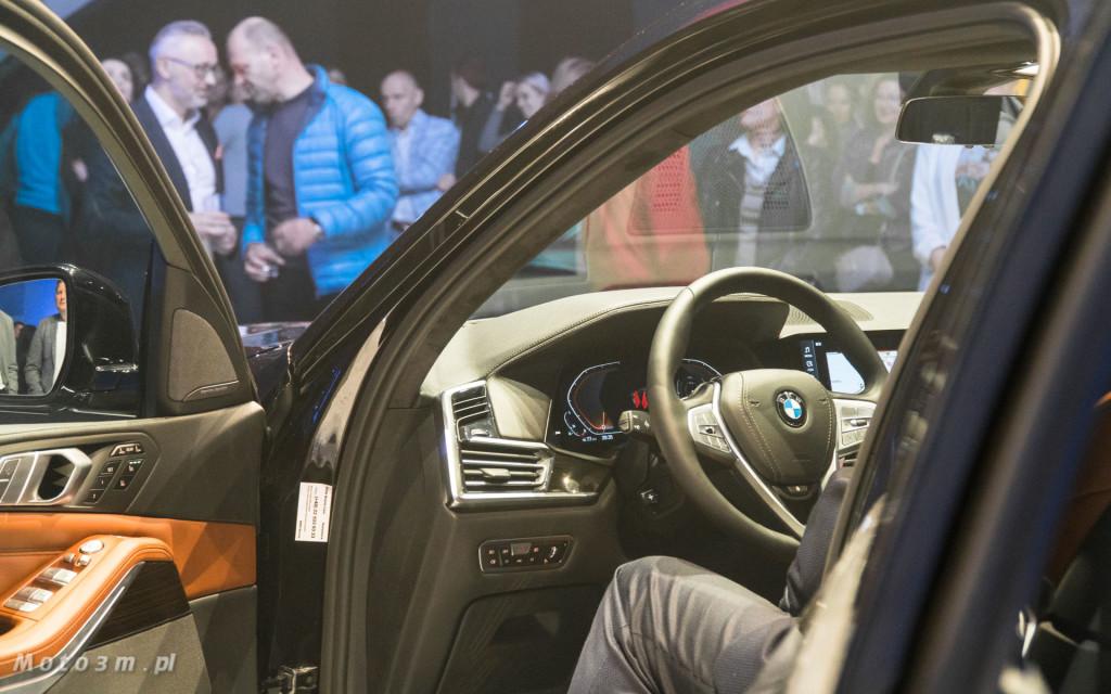 Premiera BMWX& i Serii 7 po liftingu z BMW Zdunek w Studiu filmowym-00843