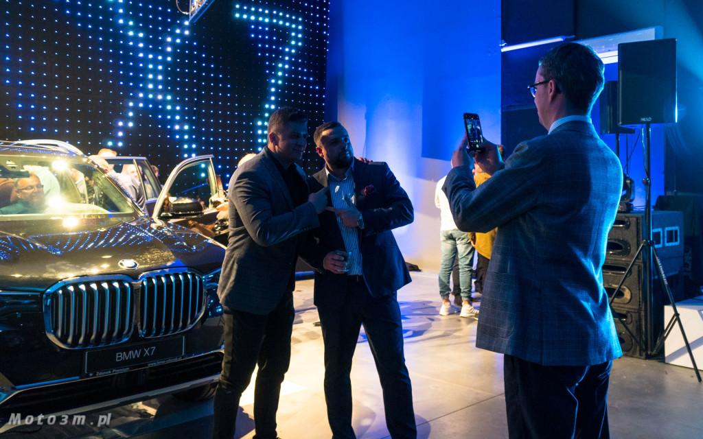 Premiera BMWX& i Serii 7 po liftingu z BMW Zdunek w Studiu filmowym-00928