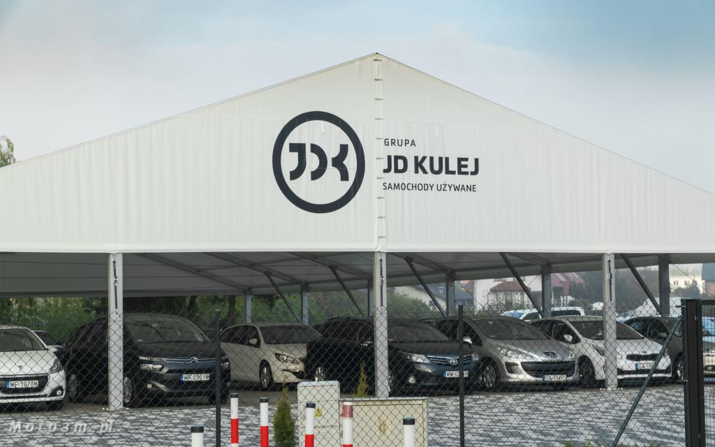 Salon samochodów używanych Grupy JD Kulej w Rumii -01403