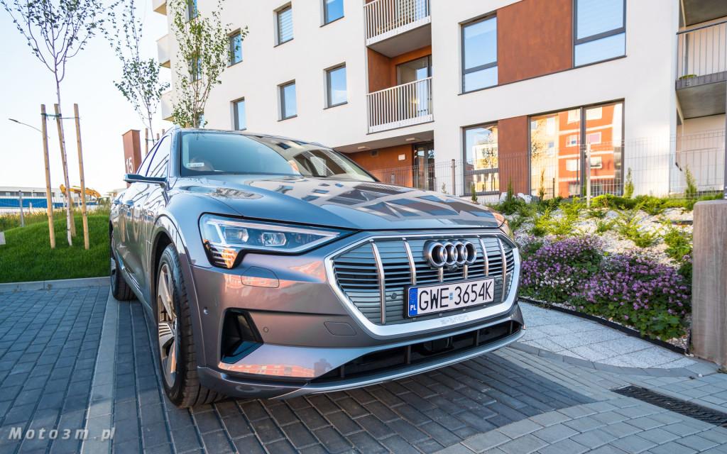 Audi e-tron - test moto3m-02395