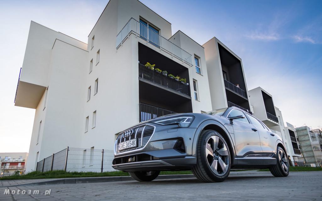 Audi e-tron - test moto3m-02402