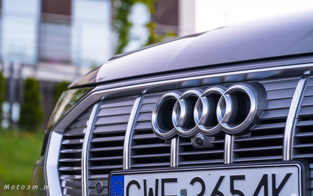 Audi e-tron - test moto3m-02425