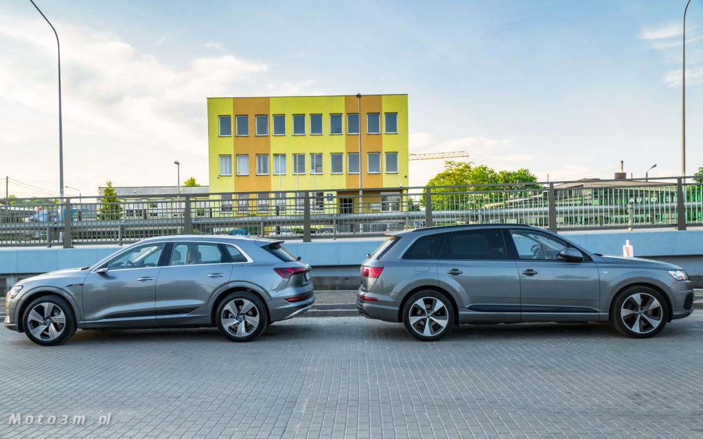Audi e-tron - test moto3m-02436