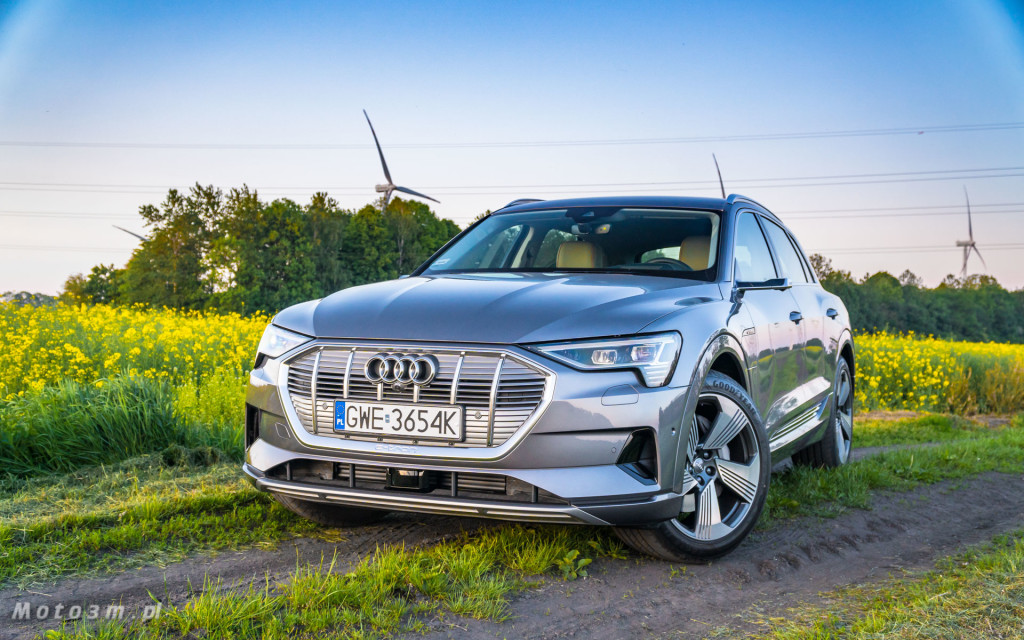 Audi e-tron - test moto3m-02442
