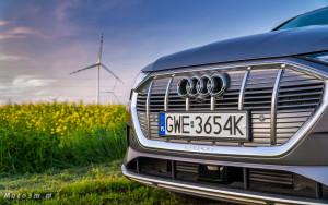 Audi e-tron - test moto3m-02444