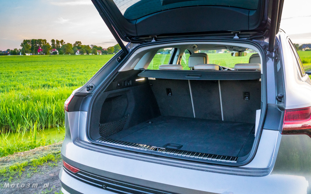 Audi e-tron - test moto3m-02449
