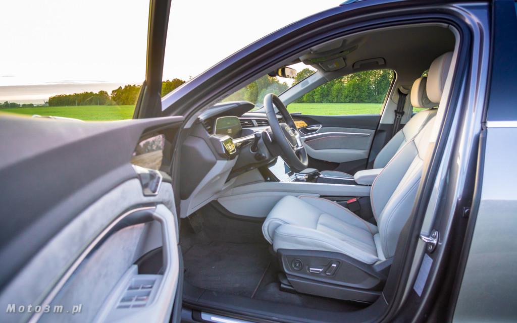 Audi e-tron - test moto3m-02459
