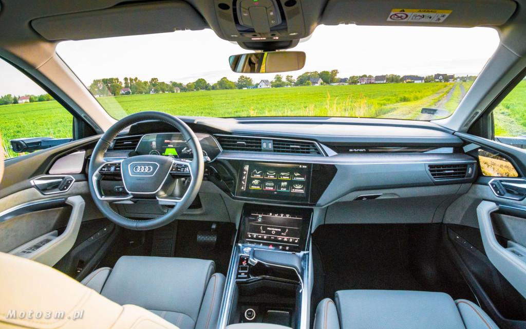 Audi e-tron - test moto3m-02464