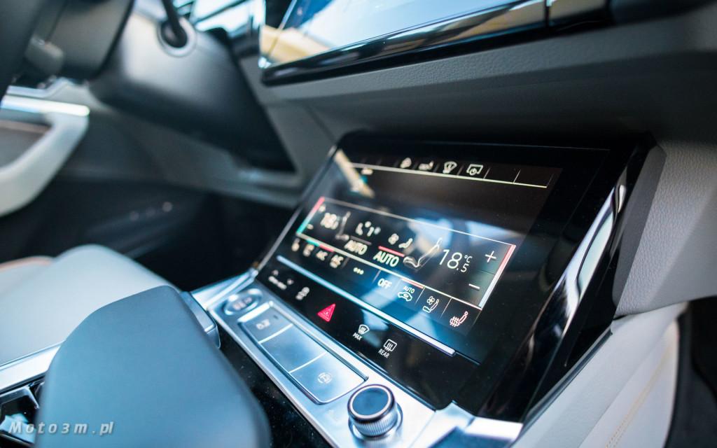 Audi e-tron - test moto3m-02482