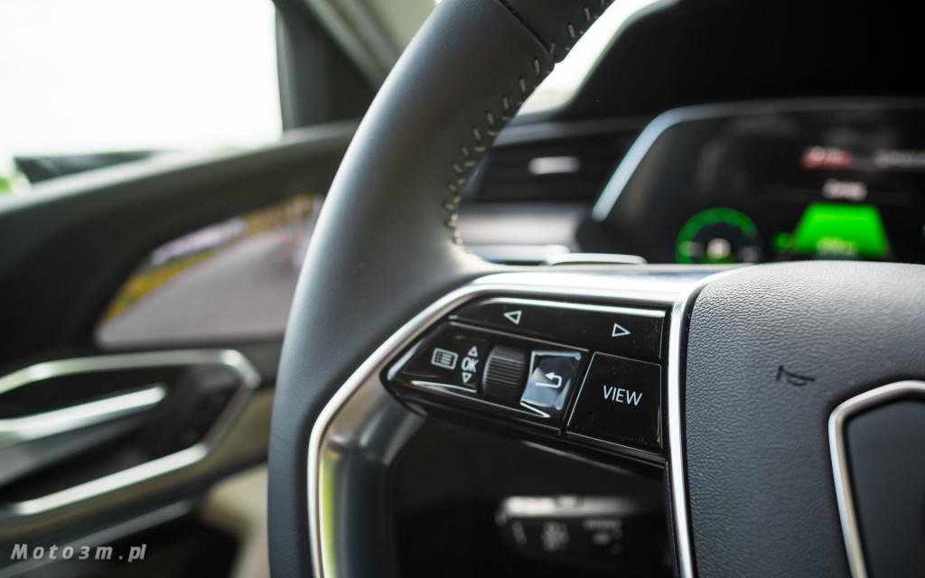 Audi e-tron - test moto3m-02505