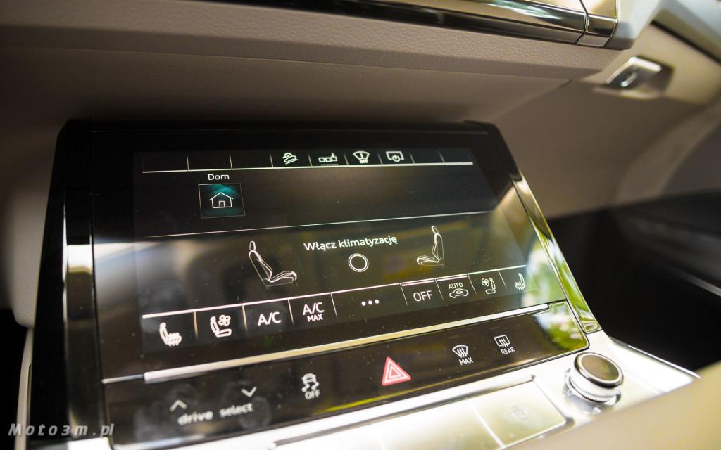 Audi e-tron - test moto3m-02509