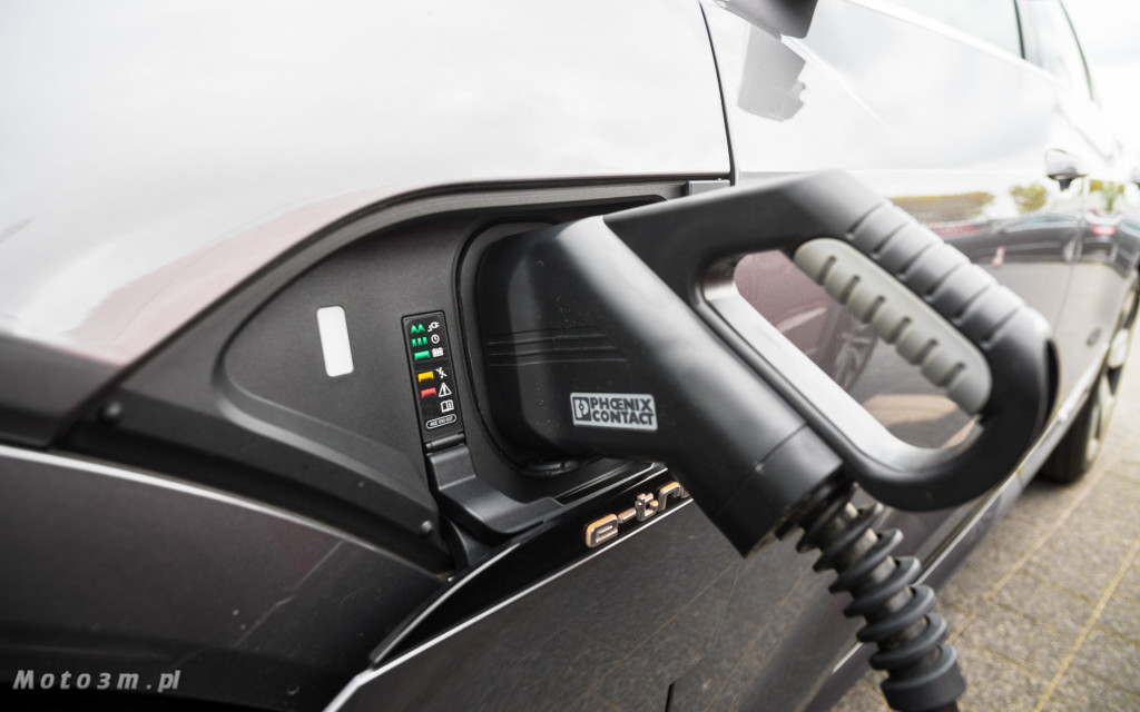 Audi e-tron - test moto3m-02524